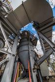 Ferroalloy plant — Stock Photo