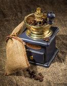 Kawa młyn — Zdjęcie stockowe