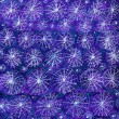 Stockfoto: Starry Night Handmade Abstract Background