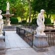 Park in Aranjuez — Stockfoto