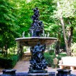 Stock Photo: Fountain in Aranjuez