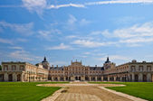 Royal Palace of Aranjuez (Spanish: Palacio Real de Aranjuez) — Stock Photo