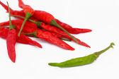 Chilipeppar — Stockfoto