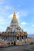 Srinakarin Pagoda — Stock Photo