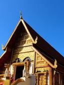 Wat Phra Singha — Foto de Stock