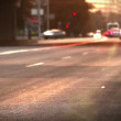 City traffic — Stock Video