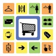 Shopping mall icons set 2 — Stock Vector #29092731