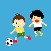 Sport vector cartoon — Stock Vector