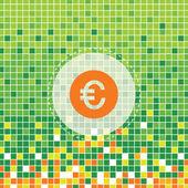 Para işareti — Stok Vektör