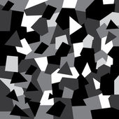 Black and white abstract  background — Vecteur