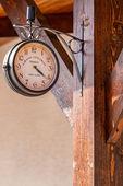 City clock — Stock Photo