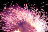 Fire Sparks — Stock Photo