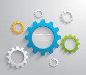 Banners för business design — Stockvektor