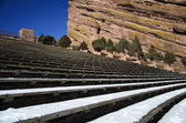 Red Rocks Park and Amphitheater in Morrison, Colorado — Stock Photo