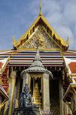 Grand Palace in Bangkok, Thailand — Stockfoto