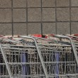 Stock Photo: Shopping Cart Detail