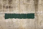Gree pintura en pared — Foto de Stock