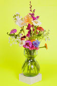 Wild Flower Bouquet — Stock Photo