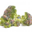 Stockfoto: Dessert Broccoli