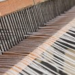 Stock Photo: Detail of Loom