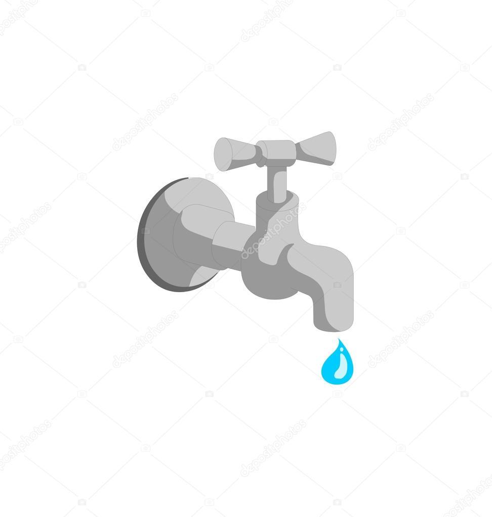 Llave agua archivo im genes vectoriales 34679453 for Imagenes de llaves de agua