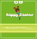 Happy Easter — Stockvektor