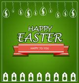 Happy Easter — Stock Vector