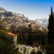 Stock Photo: Small greek village
