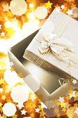 圣诞节和新年的礼物 — 图库照片