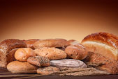 Bread and bakery — Stock Photo