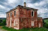 Abandoned house in Sardinia, Italy — Zdjęcie stockowe