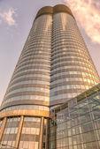 Millennium Tower, Vienna, Austria — Stock Photo