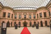 Inner courtyard of the German Historical Museum, Berlin — Foto Stock