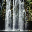 Stock Photo: Waterfall in CostRica