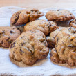 Chocolate Chunk Cookies — Stock Photo #39466403