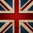 Flag of United Kingdom — Stock Photo #30162017