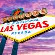 Welcome To Las Vegas — Foto Stock