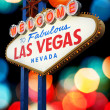 Las Vegas Sign  — Foto Stock