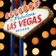 Las Vegas Sign — Stock Photo #30166565
