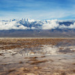 Bad Waters, Death Valley National Park — Stock Photo