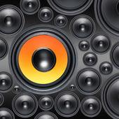 Loud Speakers — Stock Photo