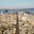 San Francisco skyline — Stock Photo #31412757