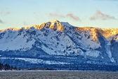 Pyramid peak och mount pris — Stockfoto