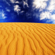 Stock Photo: Desert Sand Texture