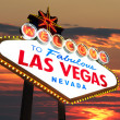 Las Vegas Sign — Stock Photo #31424115