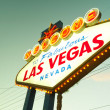 Welcome to Las Vegas Sign — Stock Photo #31424361
