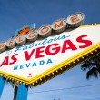 Welcome to Fabulous Las Vegas Sign — Stock Photo #31424743