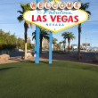Welcome to Fabulous Las Vegas Sign — Stock Photo #31424839