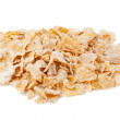 Crispy corn flakes — Stock Photo