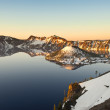 Crater Lake, Oregon, USA — Stock Photo